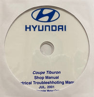 2002-2008 Hyundai Coupe-Tiburon Workshop Manual