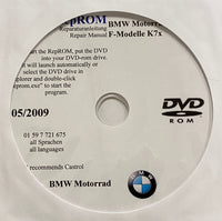 2007-2012 BMW Motorcycle F650GS/F800GS/F800R/F800S/F800ST Workshop Manual