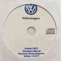2020 VW Arteon (3H7) Workshop Manual