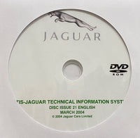 1997-2004 Jaguar ALL MODELS Workshop Manual