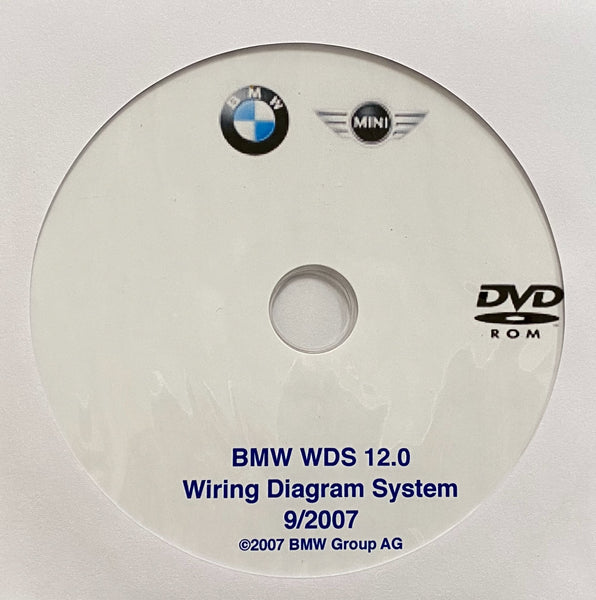 1995-2008 BMW and Mini ALL MODELS Wiring Diagrams