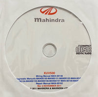 2011-on Mahindra XUV500 Workshop Manual