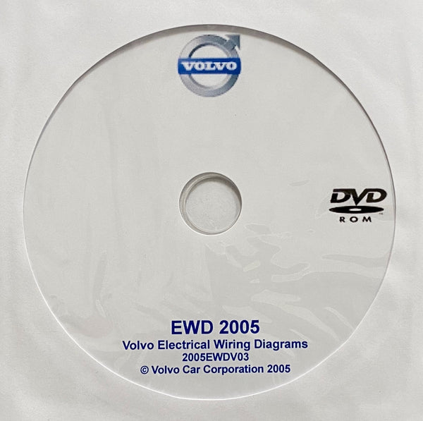1994-2005 Volvo ALL models Electrical Wiring Diagrams