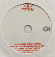 2002 Toyota 5L-E Engine Workshop Manual