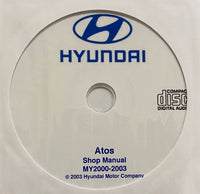 2000-2003 Hyundai Atos Workshop Manual