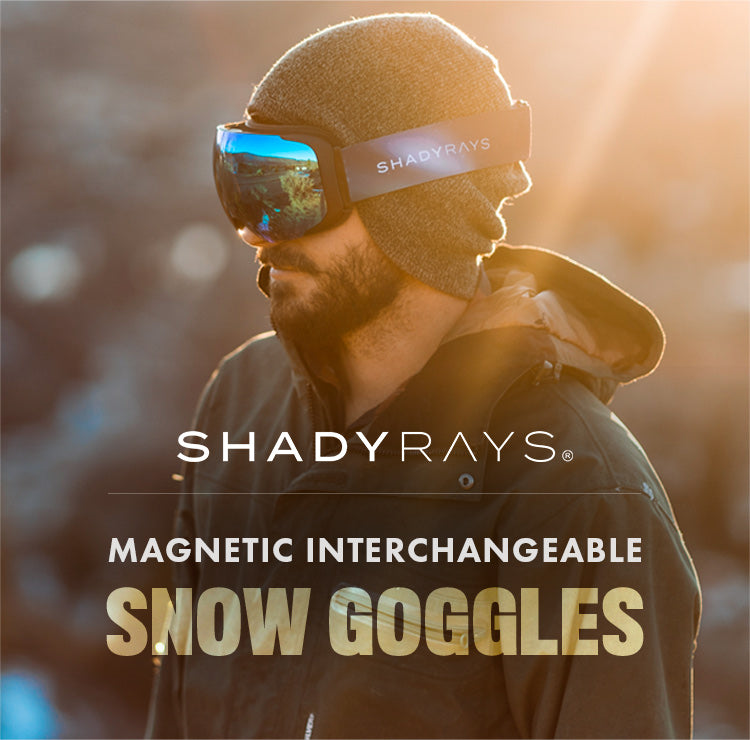 d5dfb560939 Snow Goggles - Magnetic Mask System – Shady Rays®