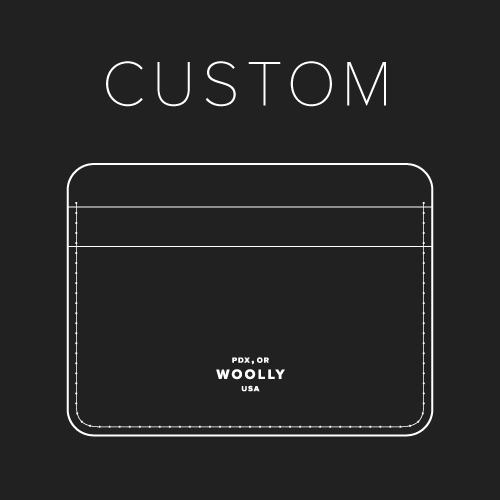 Custom Portrait Wallet