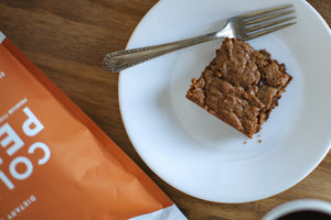 Nut Butter Blondies