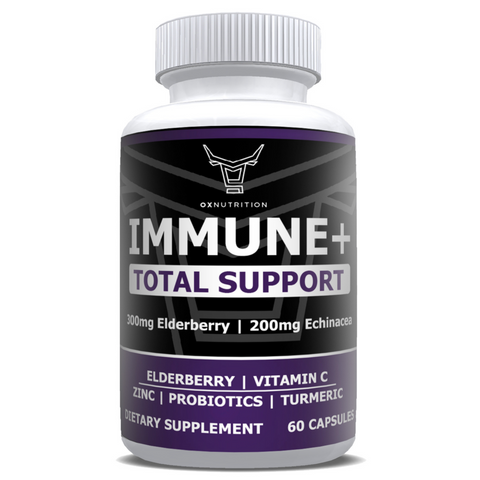 IMMUNE + TOTAL SUPPORT CAPSULES