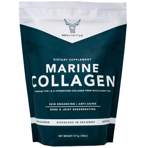Wild Caught Marine Collagen