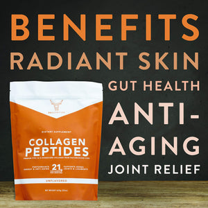 Grassfed Collagen Peptides