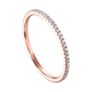 'Mid-Thin' Eternity Band