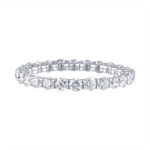 'Scallop' Eternity Band