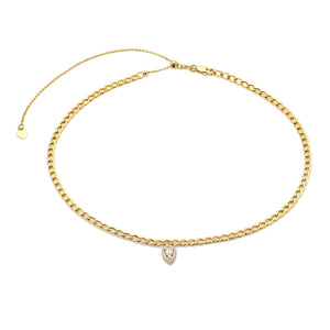 BAKTI Pear Charm Chocker