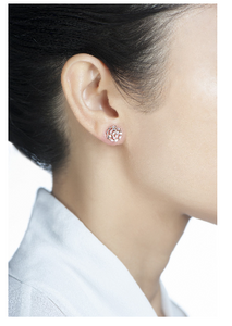 Hestia Jewels Passion Diamond Stud Earrings