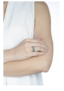 Hestia Jewels Happiness Stack Ring