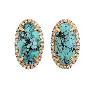 Maison Tjoeng Pacific Moon Earrings