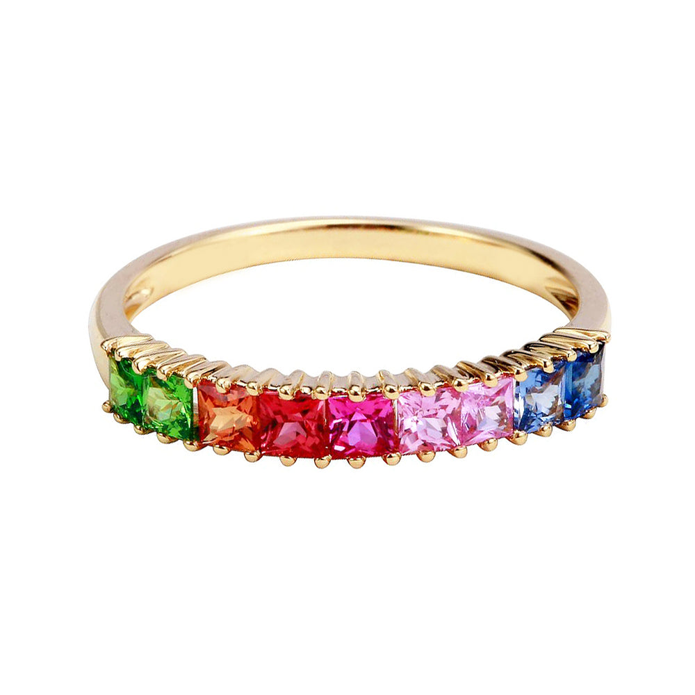 Princess Rainbow Ring