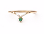 Ever Fine 'Emerald Ring'