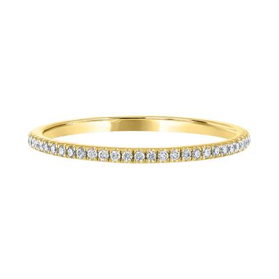 'Ultra Thin' Eternity Band