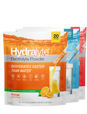 Electrolyte Hydration Tablets