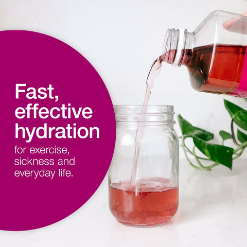 Oral Rehydration Solution, Berry