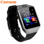 Cawono bluetooth smartwatch with camera