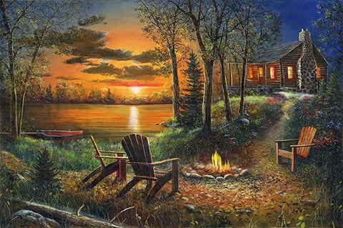 Fireside Original Oil