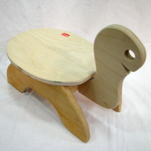 Turtle Step Stool