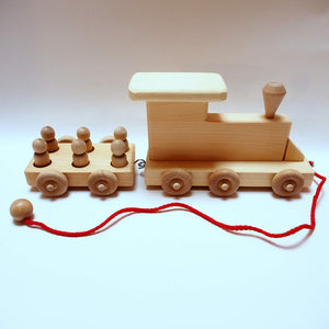 Two Car Train Set