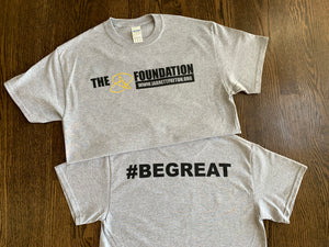 JPF #BEGREAT T-shirt