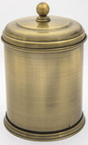 Life Bucket Urn Old Fashioned Bronze