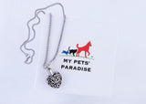 All-of-my-Heart Pet Paw Pendant