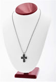 Paw Eternal Peace Cross Pendant