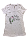 Coffee Cup Heroes (V-neck)