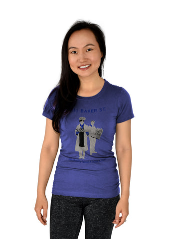 Sherlock Women's Short Sleeve (Crew)