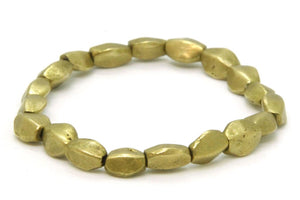 Golden Nugget - Gold Nugget Bracelet Bracelets