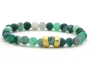 Morning Mist Stack - Half or Full Stack Your Choice! Bracelets