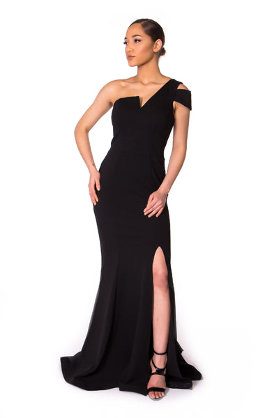 Elegant Evening Gown