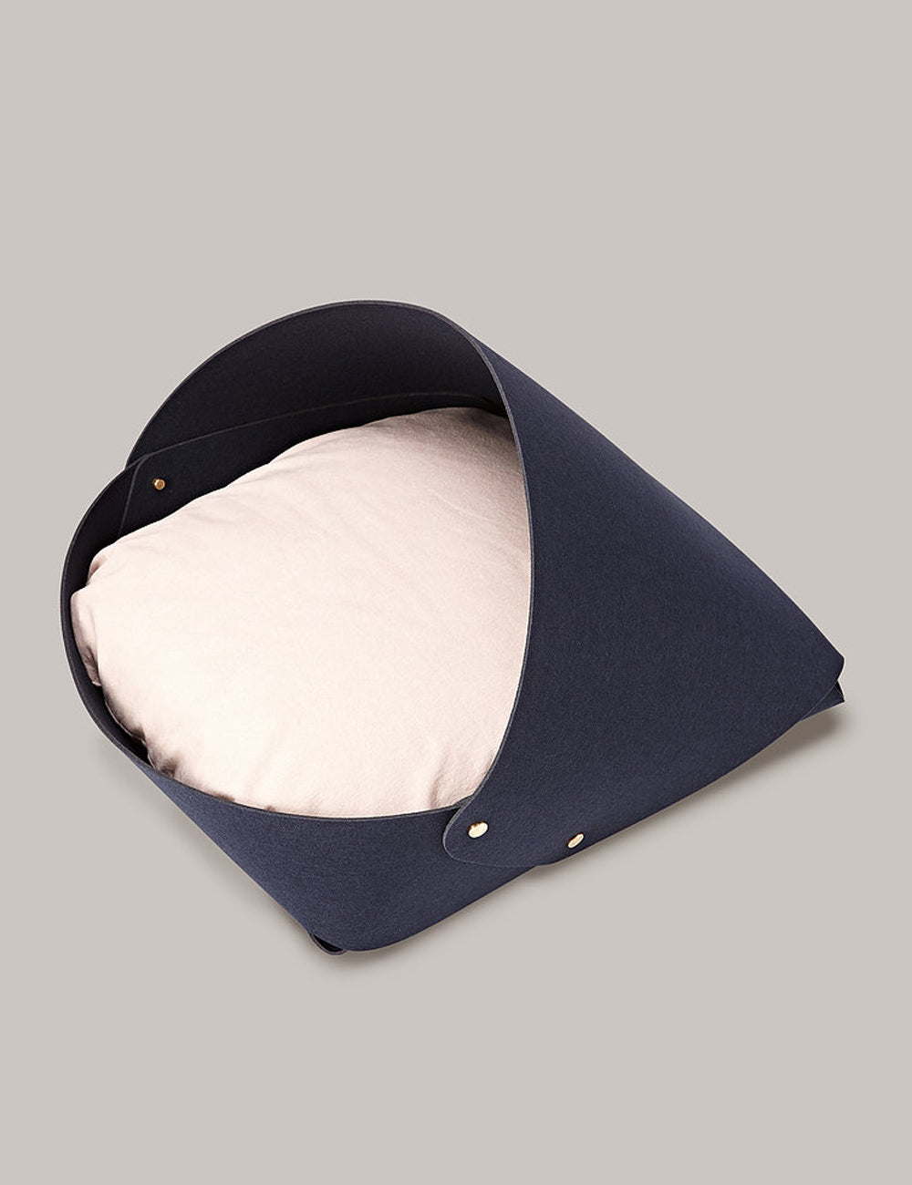 Marron Bed | Navy