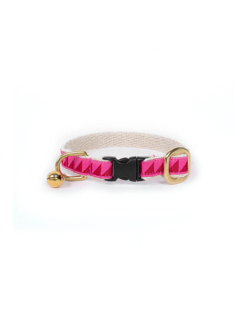 Nice Grill Cat Collar | Ruby & Hot Pink
