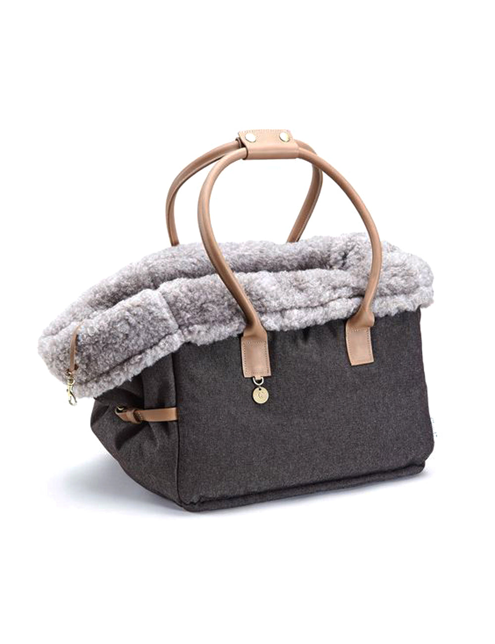Dog Bag City Carrier | Heather Brown