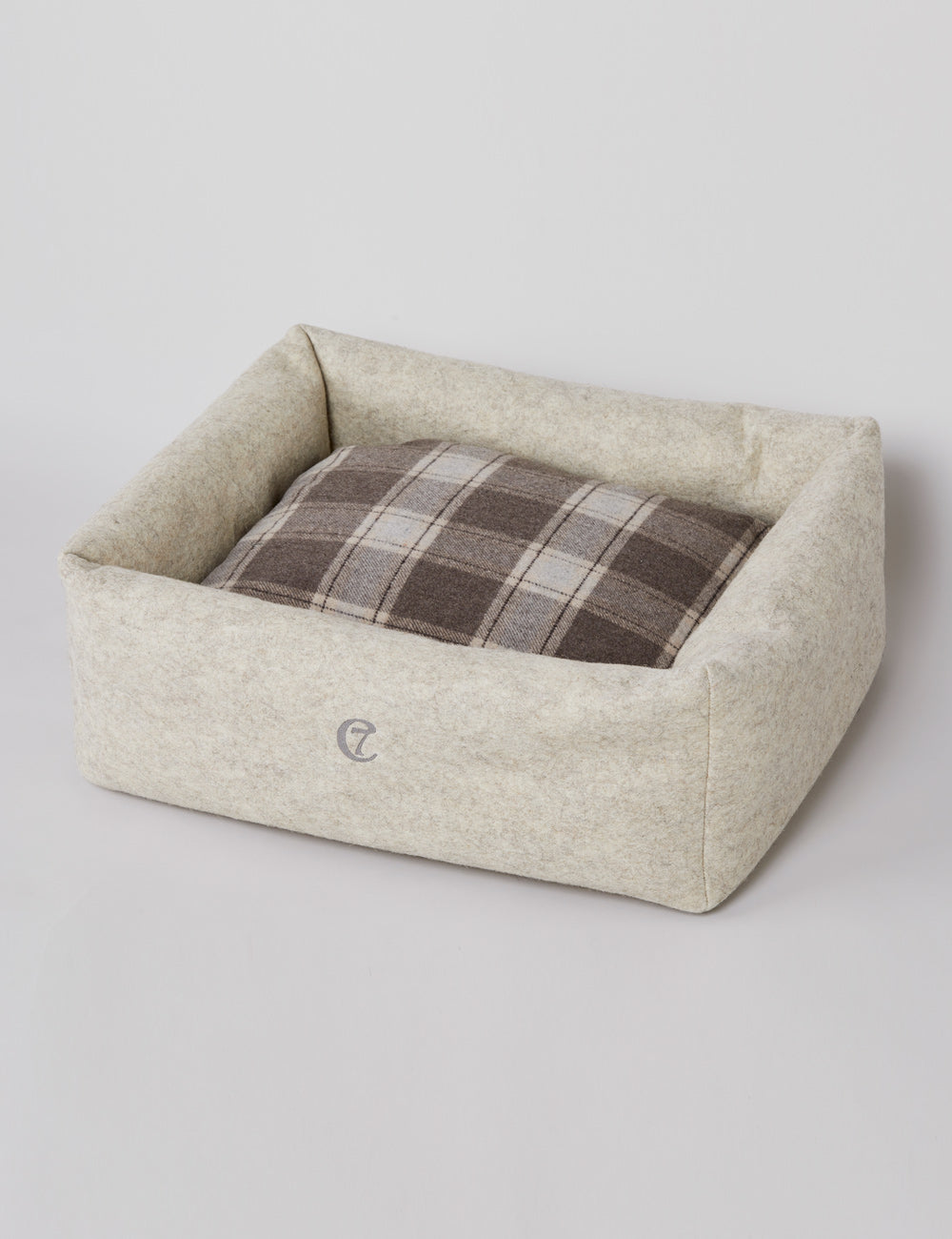 Little Nap Felt Bed | Natural