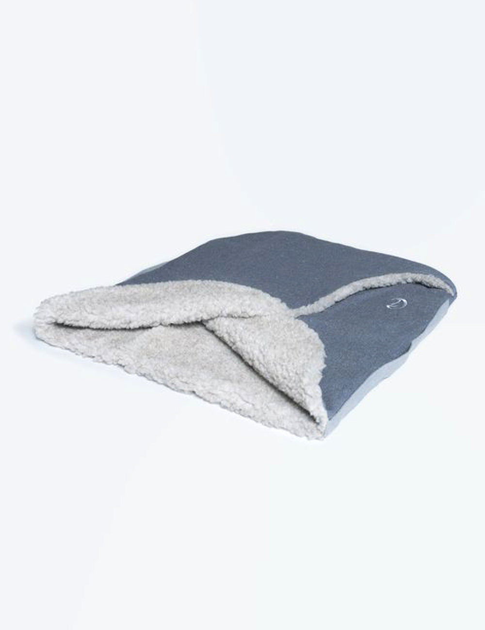 Nest Sleeping Bag | Blue Tweed
