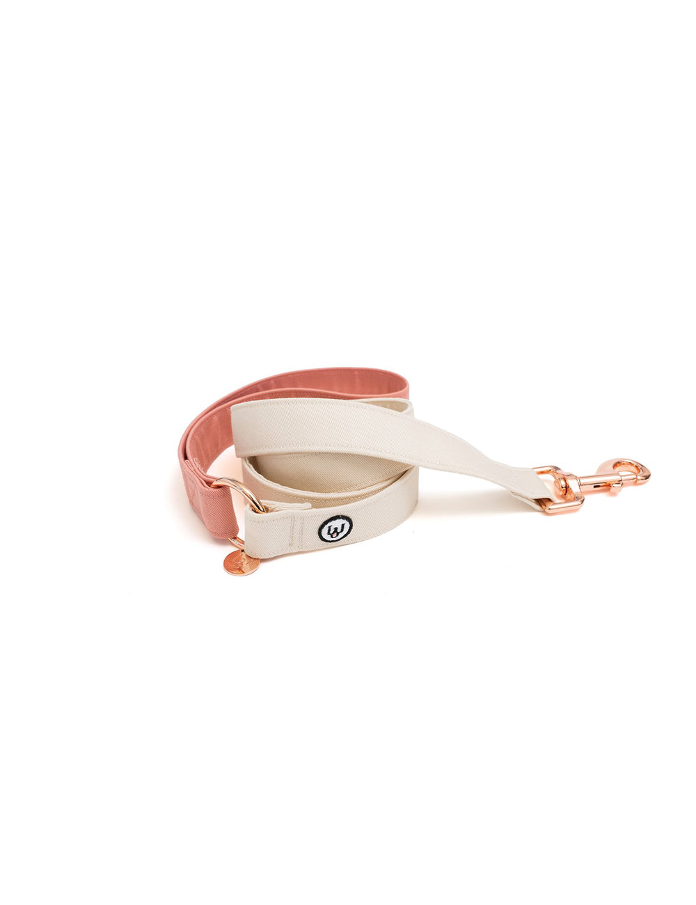 Blossom Ivory Leash | Blush