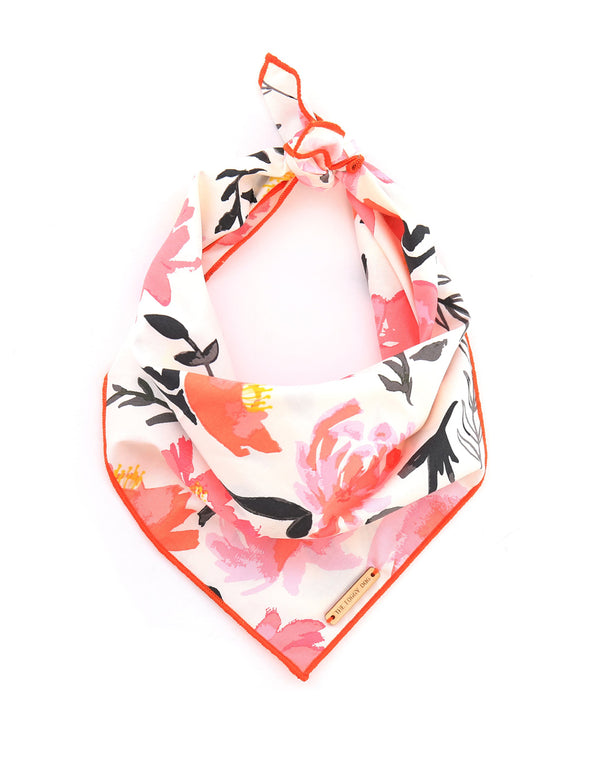 Aquarelle Dog Bandana