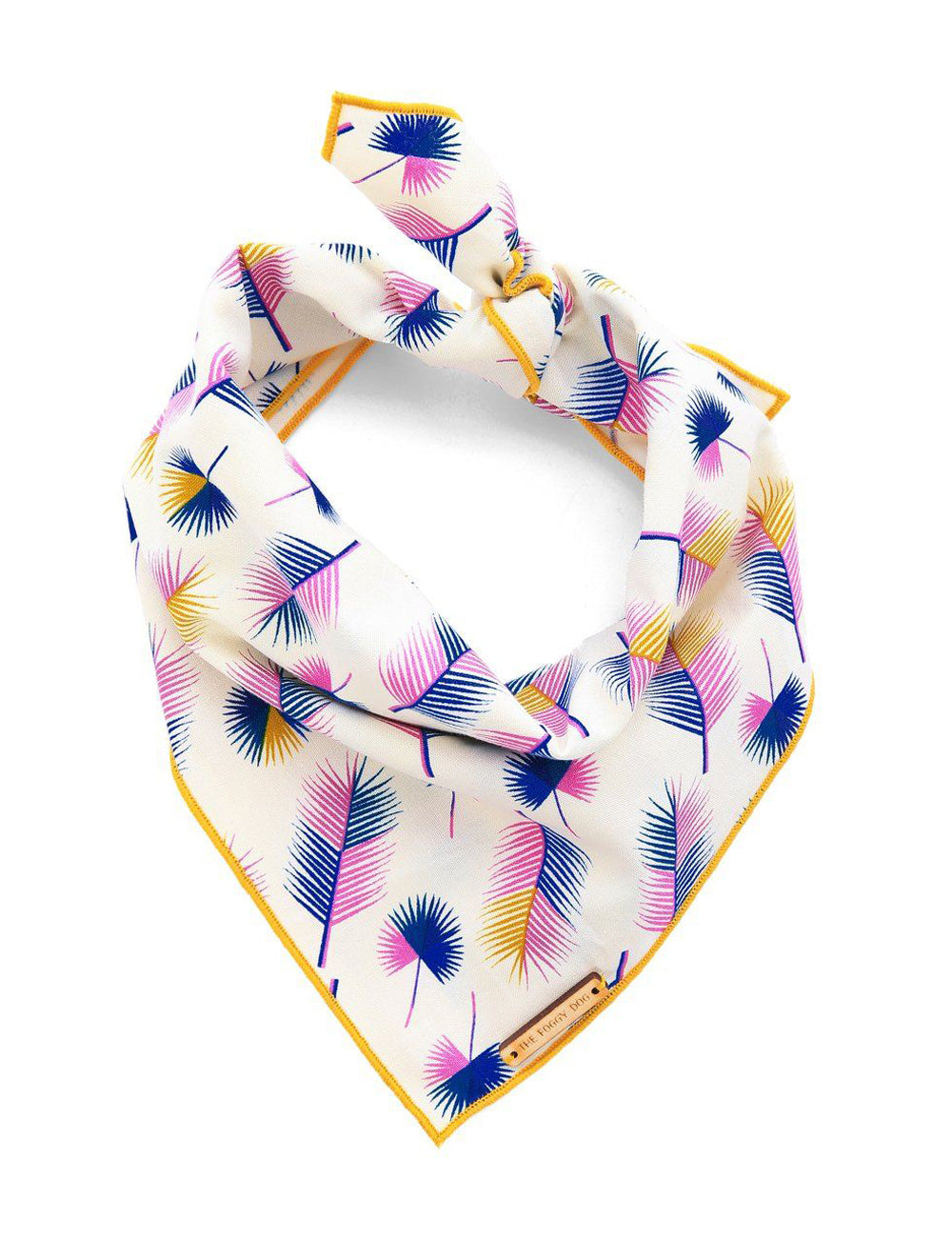 Bright Leaves Bandana