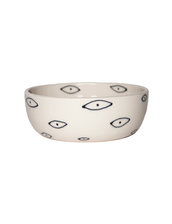 Finca Eye Dog Bowl