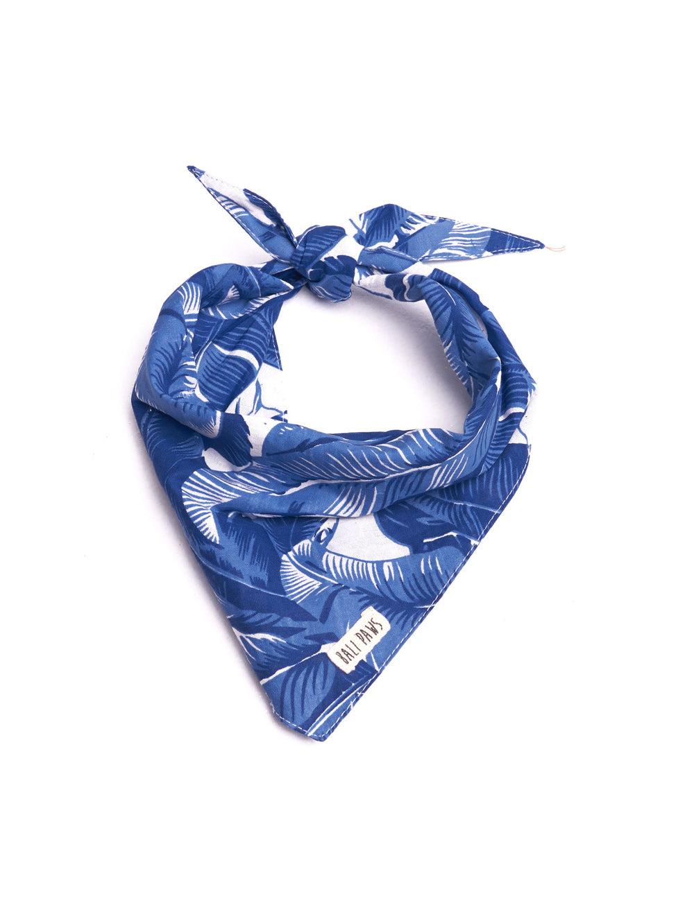 Jungle Blues Bandana