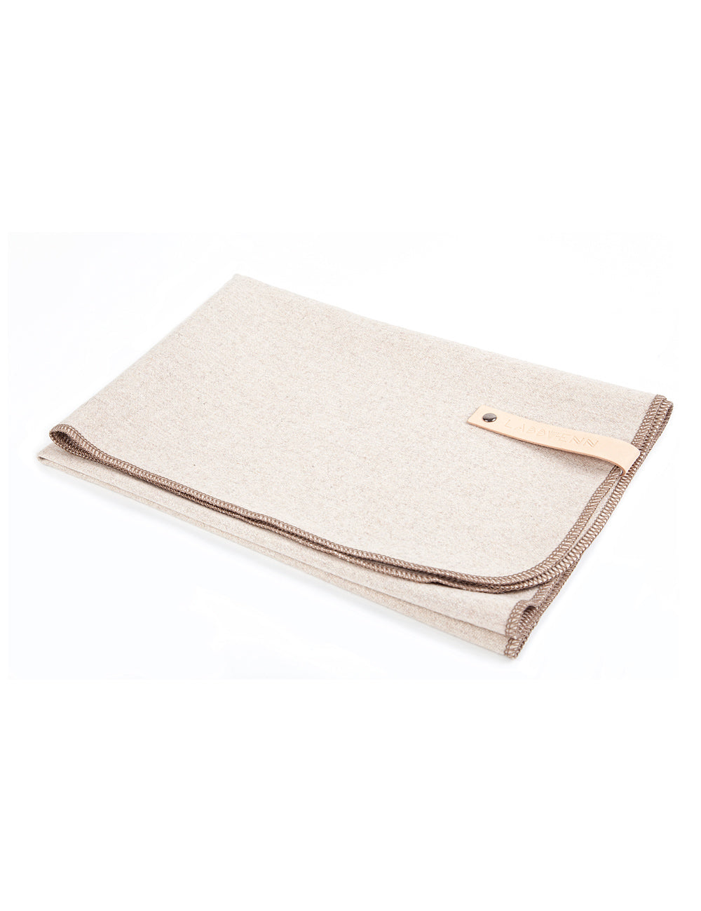 Asnen Blanket | Light Brown